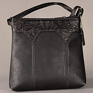 Small Art Deco Black w/ Front