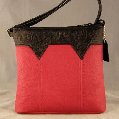 Small Art Deco Black | Red