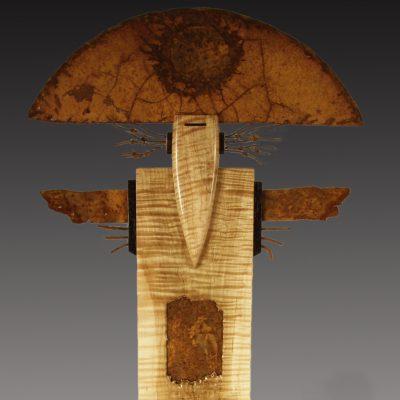 Sunbird Rustica Sculpture