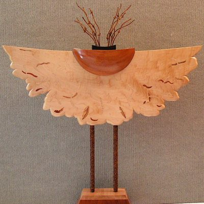 Winged Vessel